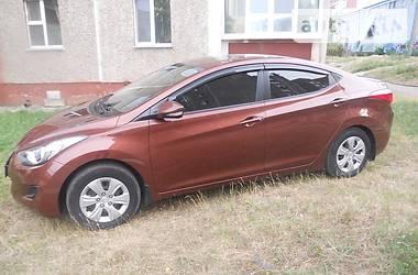 Седан Hyundai Elantra 2013 в Чернігові