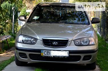 Hyundai Elantra 2002 в Львове