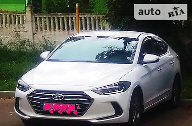 Hyundai Elantra 2018 в Снятине
