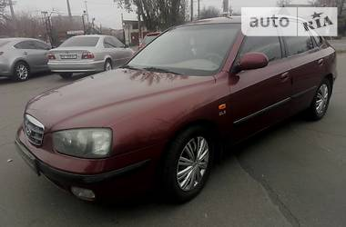 Hyundai Elantra 2002 в Николаеве