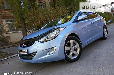 Hyundai Elantra 2013 в Дніпрі