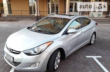 Hyundai Elantra 2013 в Києві
