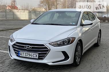 Hyundai Elantra 2016 в Ивано-Франковске