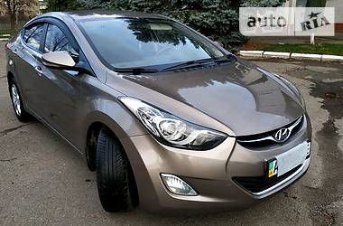 Hyundai Elantra 2012 в Ивано-Франковске