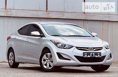 Hyundai Elantra 2015 в Одессе