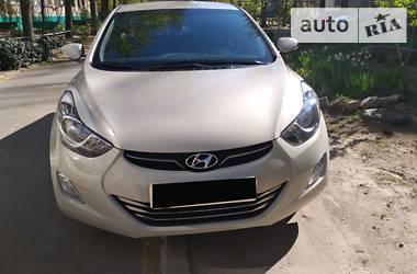 Hyundai Elantra 2012 в Мелитополе
