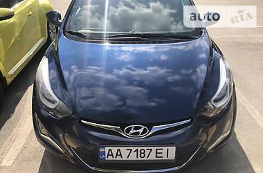 Hyundai Elantra 2014 в Буче