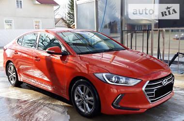 Hyundai Elantra 2016 в Черновцах