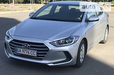 Hyundai Elantra 2016 в Кропивницком