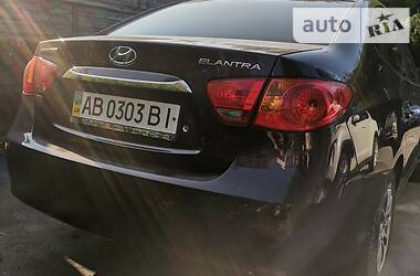 Hyundai Elantra 2010 в Виннице