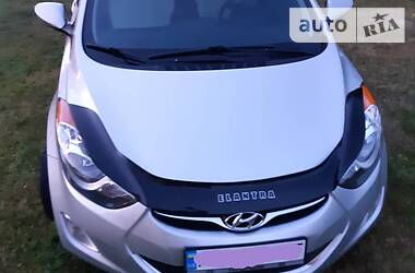 Hyundai Elantra 2013 в Рожнятове