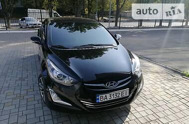 Hyundai Elantra 2014 в Кропивницком