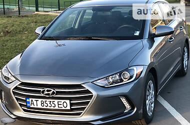 Hyundai Elantra 2018 в Ивано-Франковске