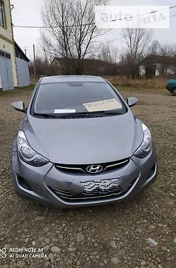 Hyundai Elantra 2012 в Снятине