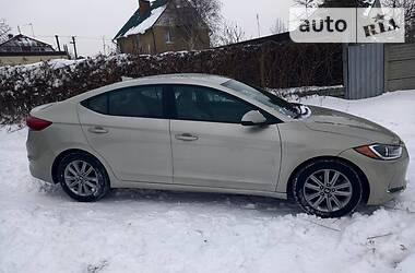 Hyundai Elantra 2017 в Дніпрі