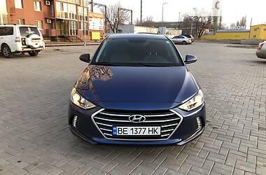 Седан Hyundai Elantra 2016 в Миколаєві