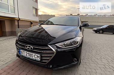 Hyundai Elantra 2019 в Ивано-Франковске