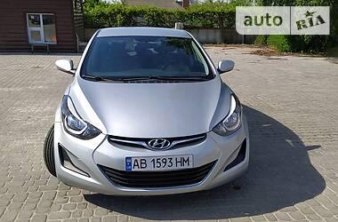Седан Hyundai Elantra 2014 в Ильинцах