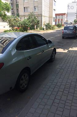 Седан Hyundai Elantra 2008 в Львові