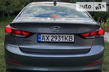 Седан Hyundai Elantra 2018 в Харкові