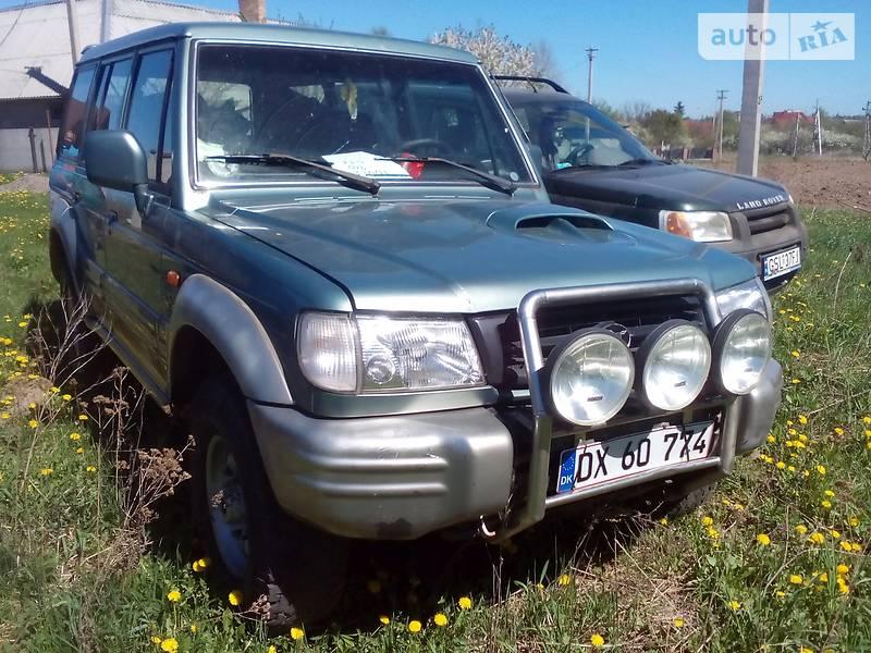 Hyundai Galloper 1999 в Рожище