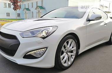 Hyundai Genesis Coupe 2014 в Киеве
