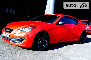 Hyundai Genesis Coupe 2011 в Буче