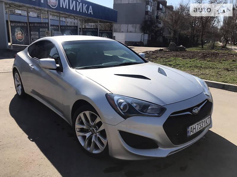 Купе Hyundai Genesis 2013 в Дніпрі