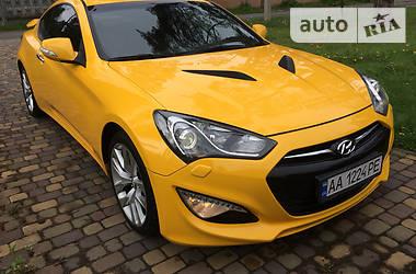 Купе Hyundai Genesis 2012 в Киеве