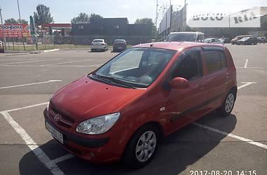 Hyundai Getz 2008 в Донецке