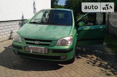 Hyundai Getz 2004 в Ровно
