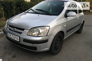 Hyundai Getz 2005 в Одессе