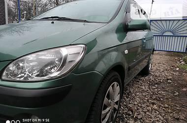 Hyundai Getz 2006 в Днепре