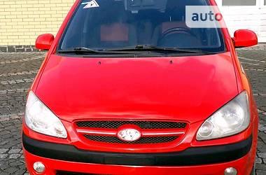 Hyundai Getz 2006 в Луцке