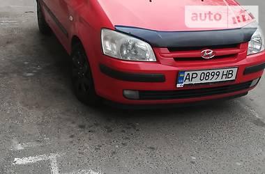 Hyundai Getz 2003 в Запорожье