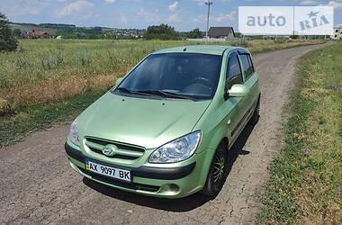 Hyundai Getz 2008 в Харькове