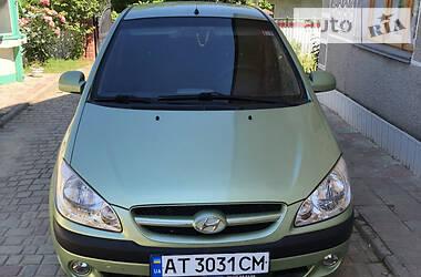Hyundai Getz 2006 в Снятине