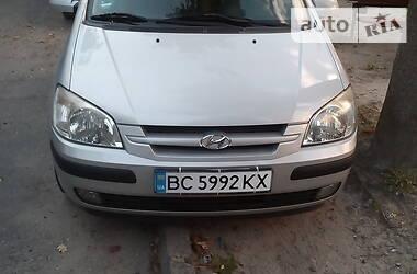Hyundai Getz 2005 в Львове