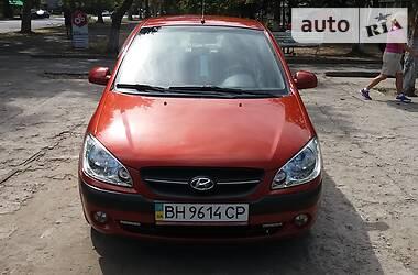 Hyundai Getz 2008 в Черноморске
