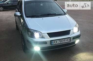 Hyundai Getz 2004 в Харькове