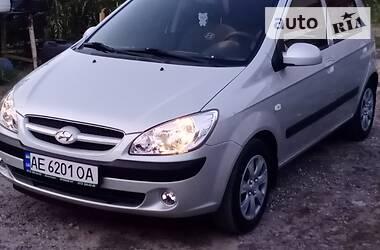 Hyundai Getz 2008 в Кривом Роге