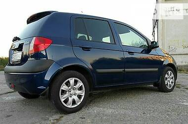 Hyundai Getz 2008 в Запорожье