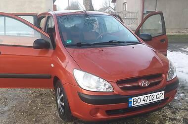 Hyundai Getz 2006 в Тернополе
