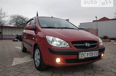 Hyundai Getz 2010 в Львове