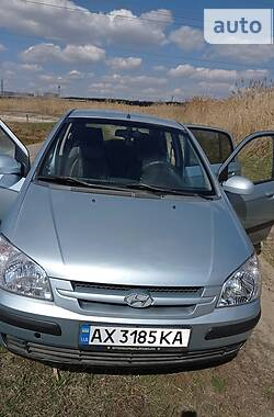 Hyundai Getz 2005 в Харькове