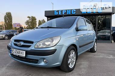 Хэтчбек Hyundai Getz 2007 в Киеве
