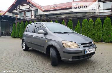 Хэтчбек Hyundai Getz 2004 в Львове
