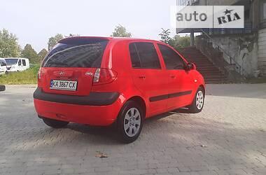 Хэтчбек Hyundai Getz 2010 в Львове