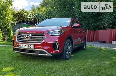 Hyundai Grand Santa Fe 2016 в Виннице