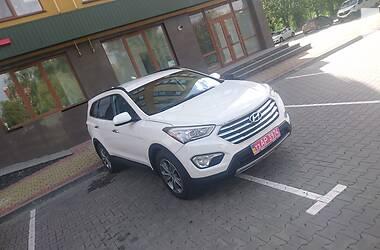 Внедорожник / Кроссовер Hyundai Grand Santa Fe 2016 в Луцке